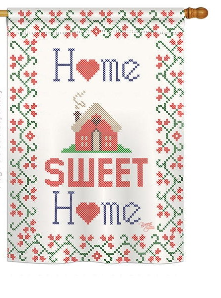Sweet Home House Flag