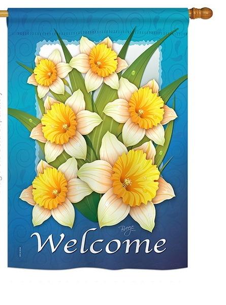 Daffodils House Flag