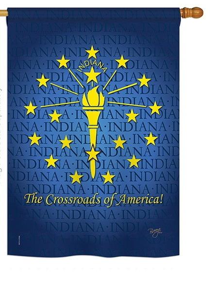 Indiana House Flag