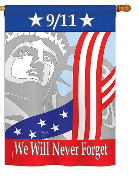 9/11 House Flag