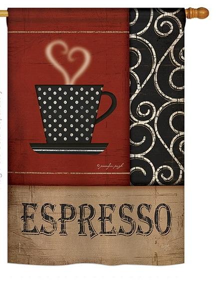 Espresso House Flag
