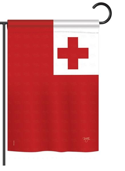 Tonga Garden Flag