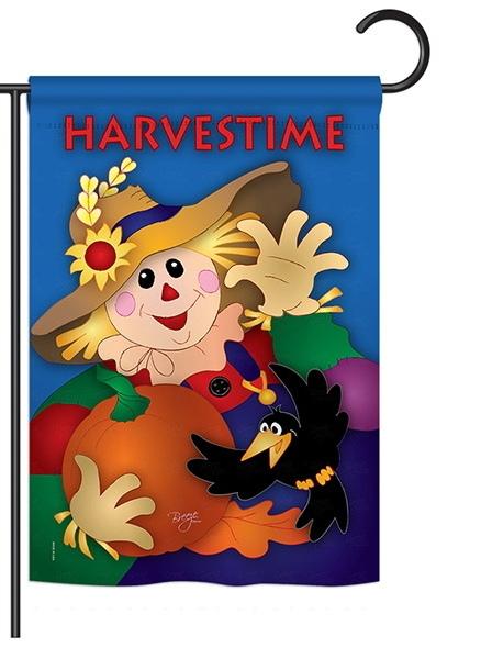 Harvestime Garden Applique Fag
