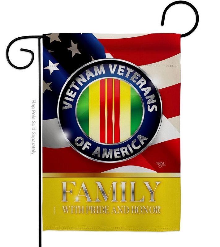US Vietnam Veterans Family Honor Garden Flag