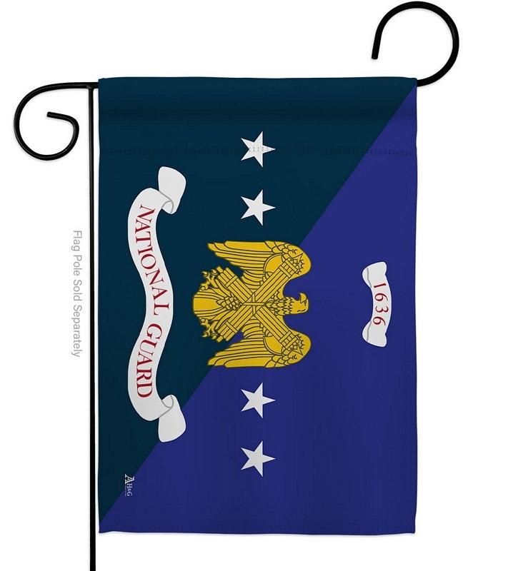 National Guard Bureau Garden Flag