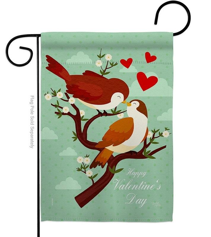 True Love Garden Flag