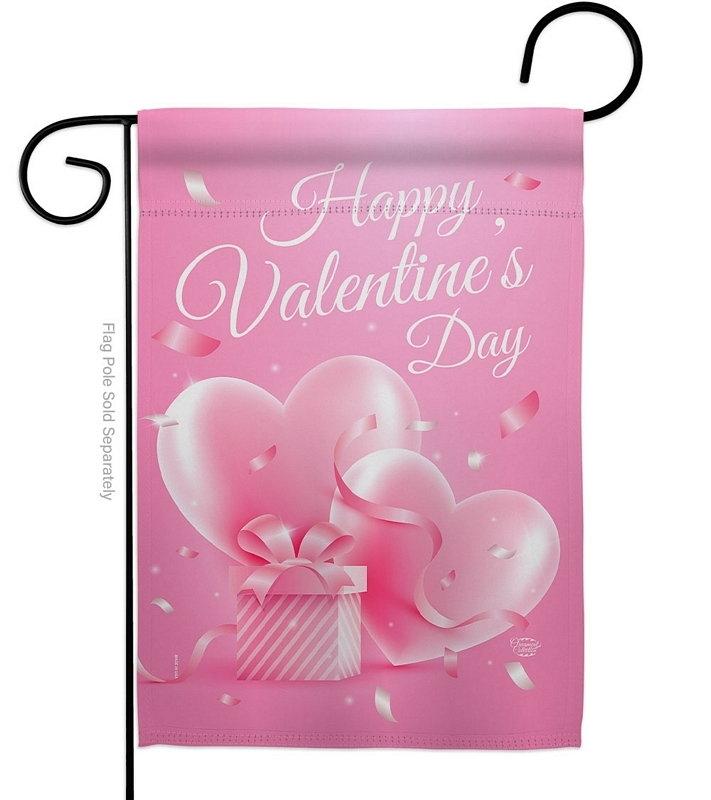 Valentines Gift Garden Flag