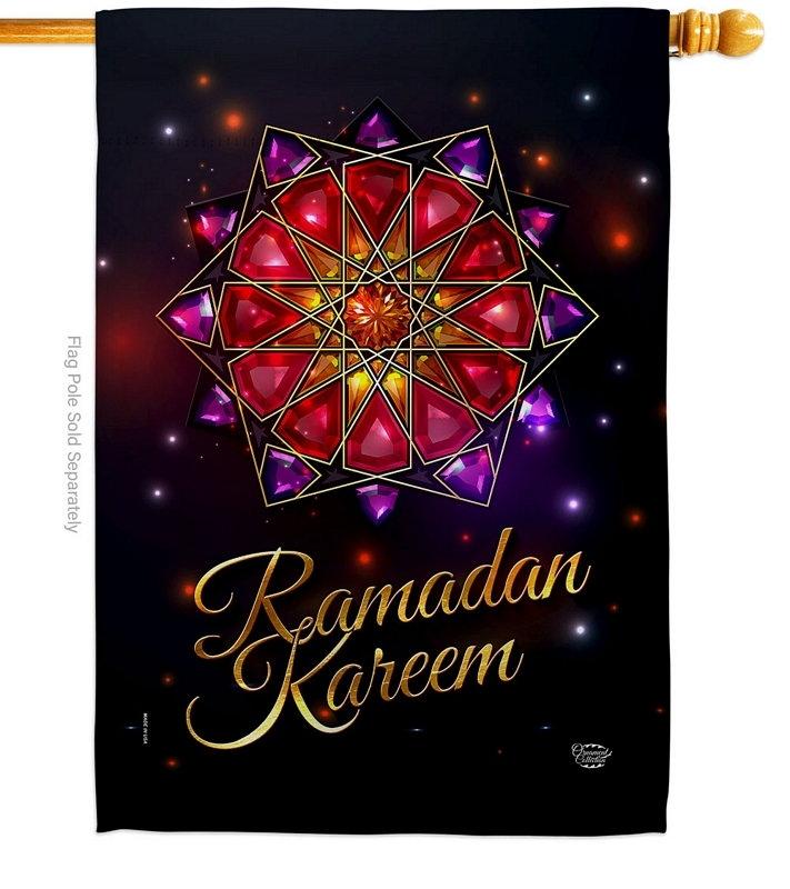 Ramadan House Flag