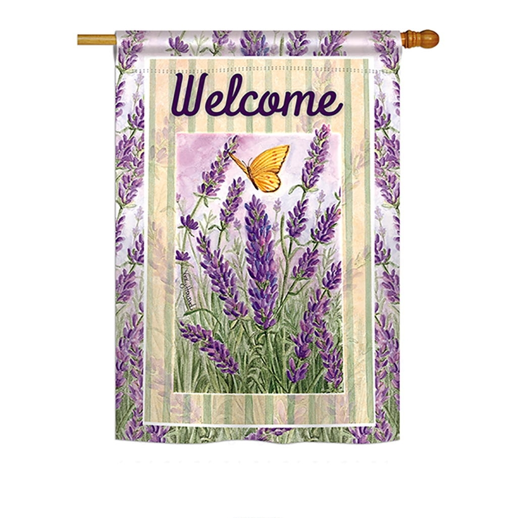 Lavender House Flag