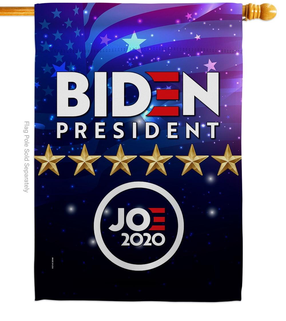Joe Biden 2020 House Flag