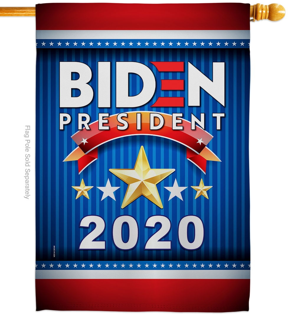 Biden 2020 President House Flag