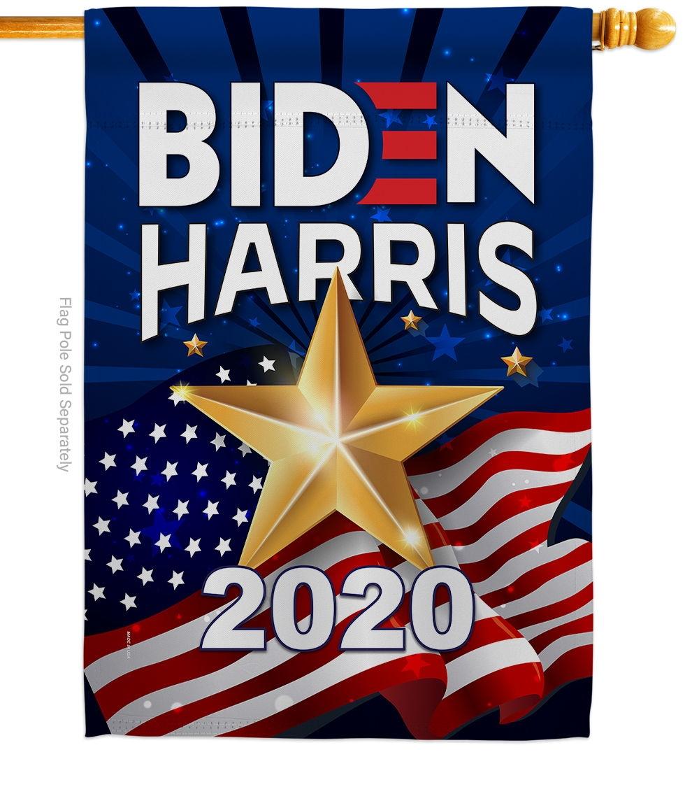 2020 Biden Harris House Flag