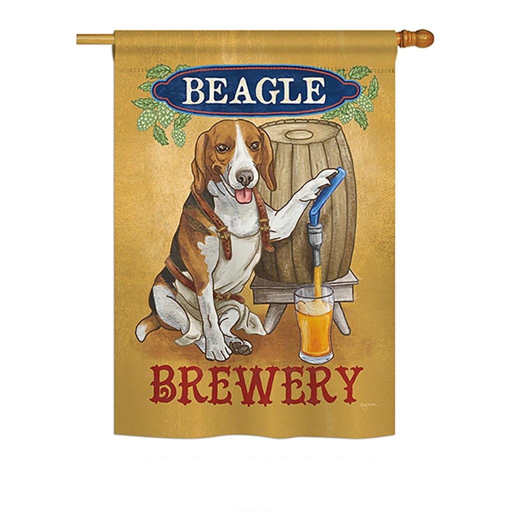 Beagle Brewery House Flag
