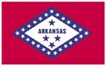 3' x 5' Arkansas State Flag