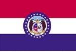3' x 5' Missouri State Flag
