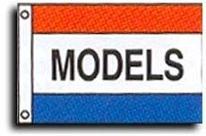 Models Message Flag Size 3' x 5'