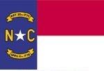 3' x 5' North Carolina State Flag
