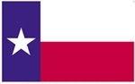 3' x 5' Texas State Flag