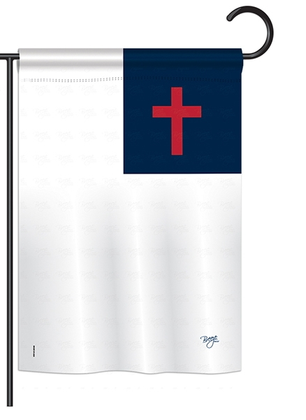 Christian Garden Flag for sale at FlagsForYoucom