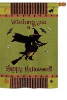 Witching You House Flag