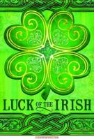 Luck / Irish House Flag