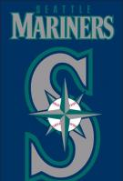 Mariners Applique Banner Flag 44\